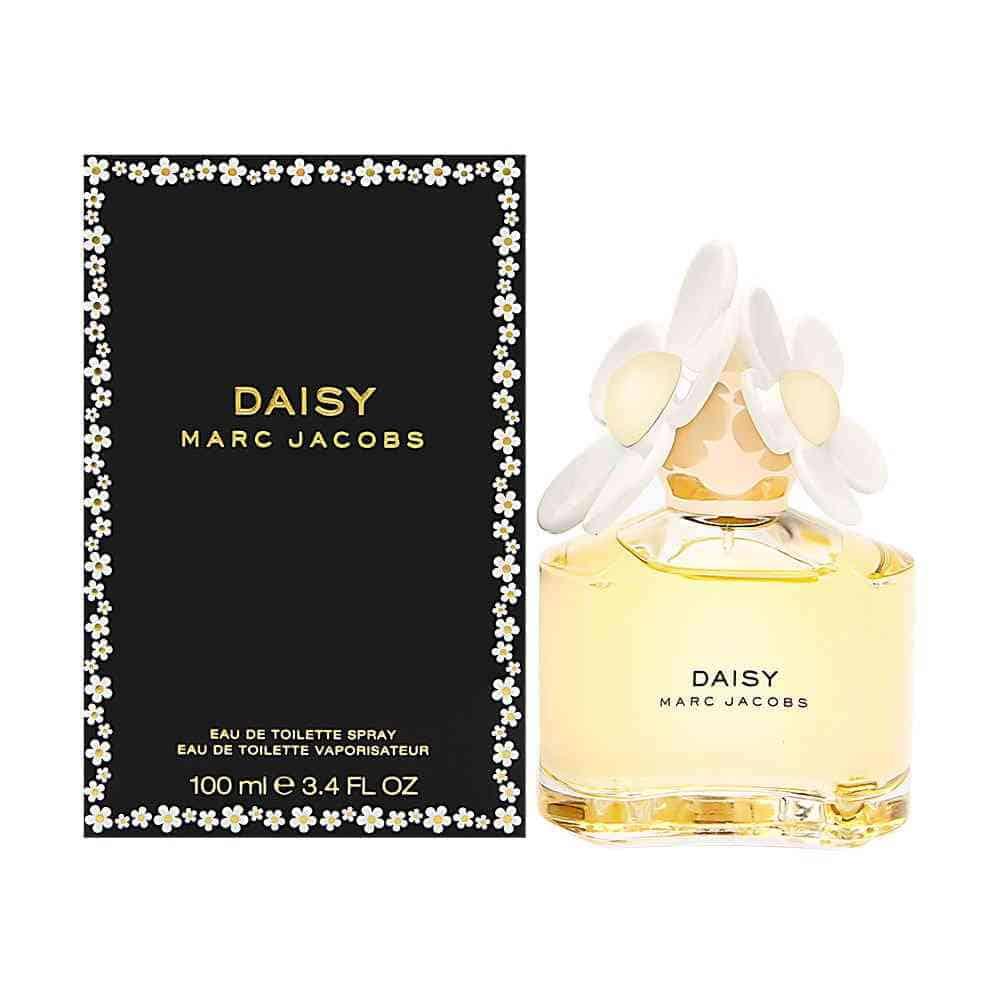 Marc Jacob Daisy for Women 3.4 Eau de Toilette Spray