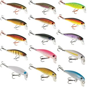 Lures, Baits & Attractants