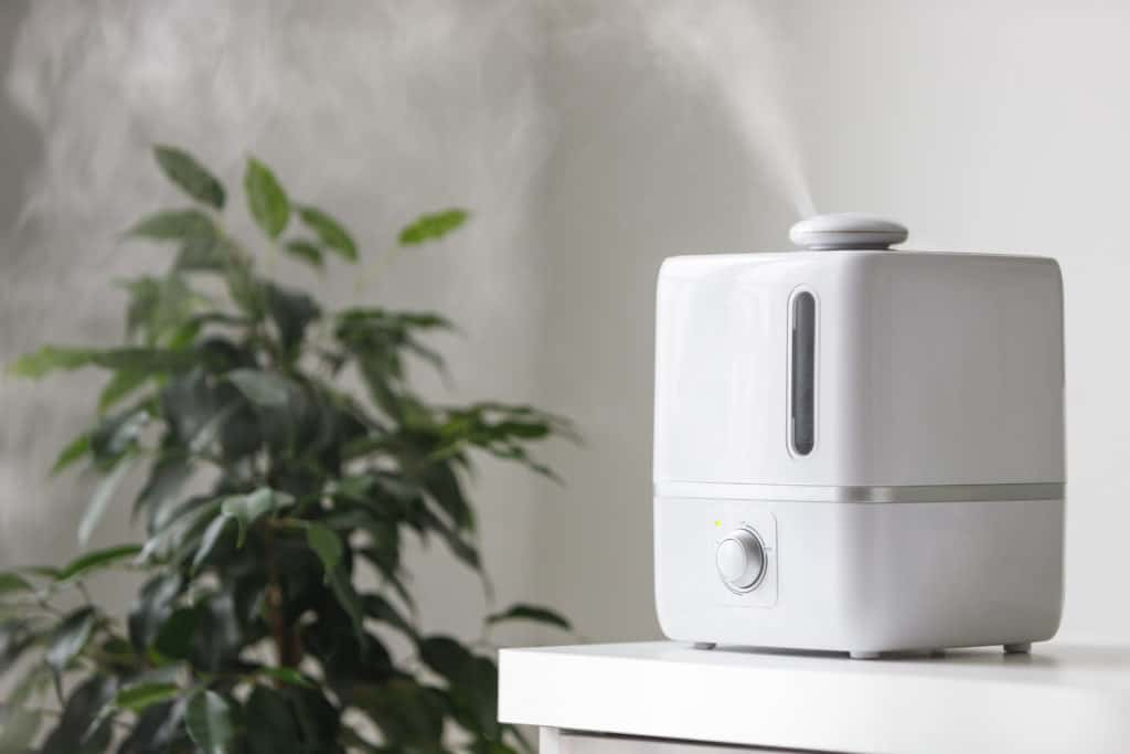 Method to Clean a Humidifier